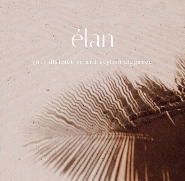 Élan Studio logo