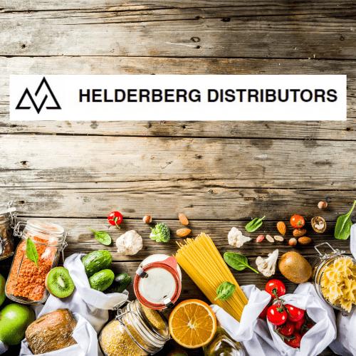 Helderberg Distributors feature image showing groceries