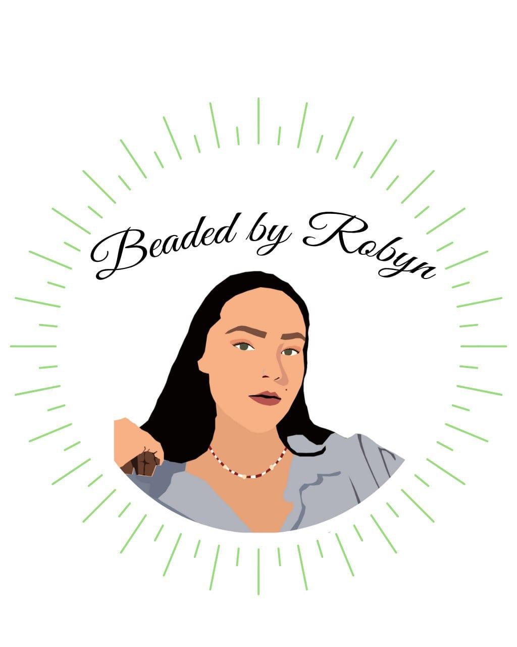 Beaded by Robyn logo