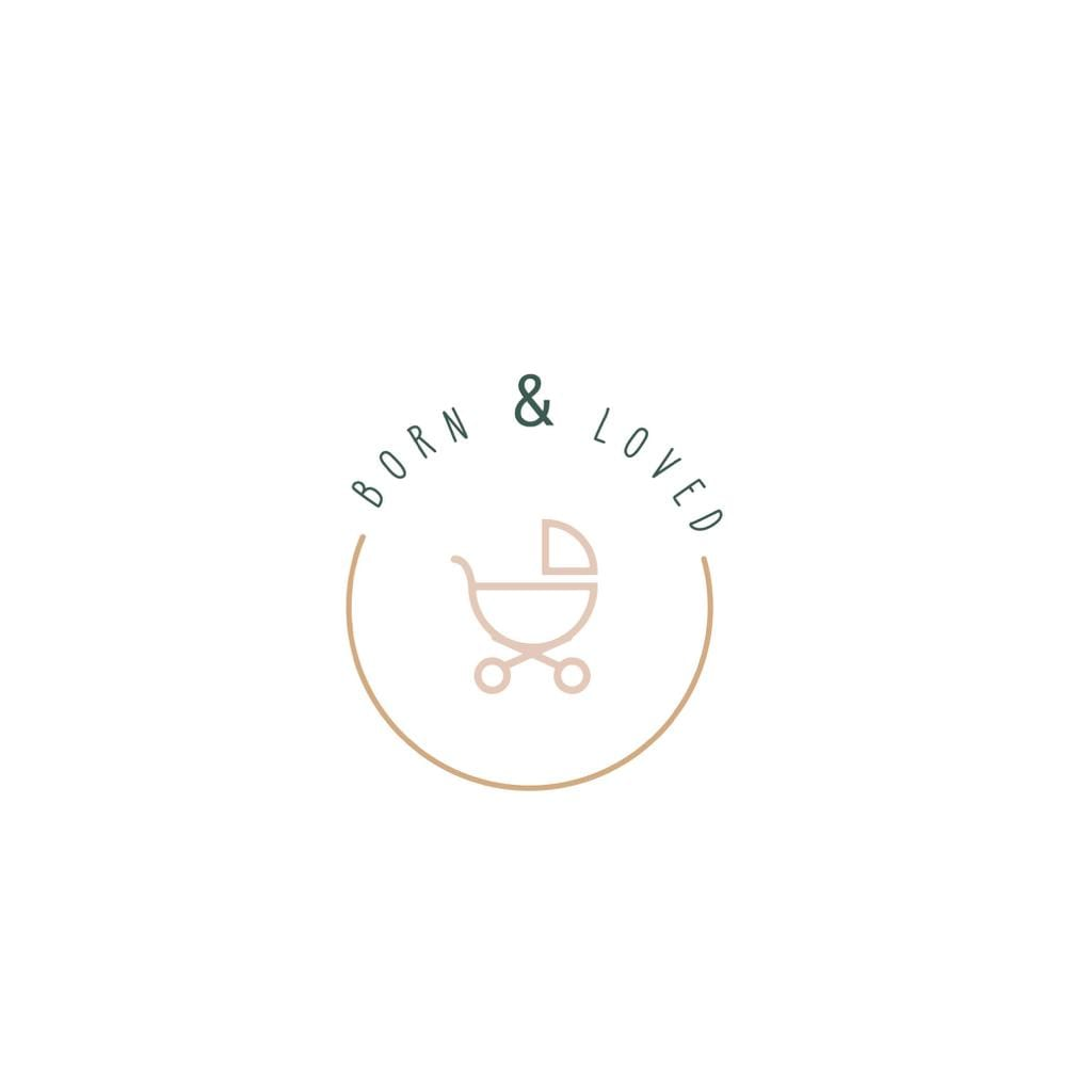 Born and Loved logo