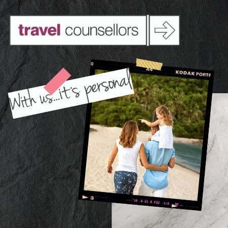 Travel Counsellors poster