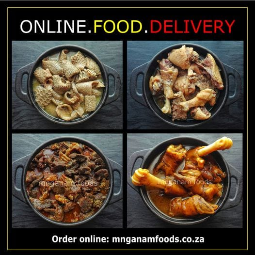 Mnganam Foods and Catering feature image