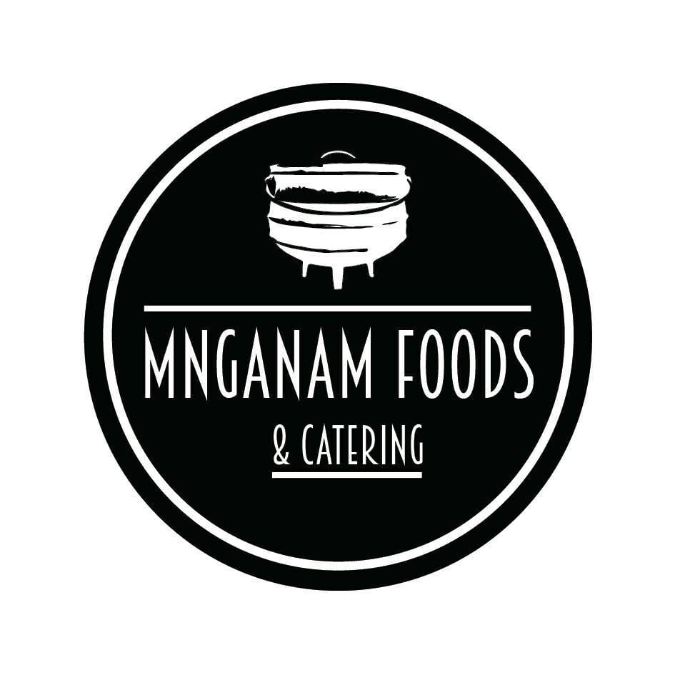 Mnganam Foods and Catering logo
