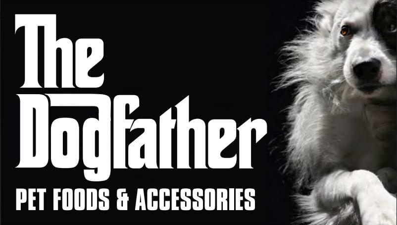 The Dogfather logo