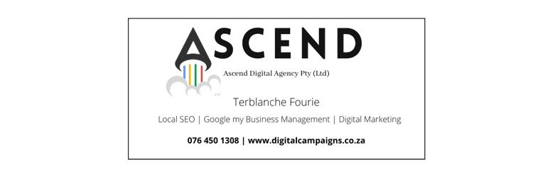 Ascend Digital Agency logo