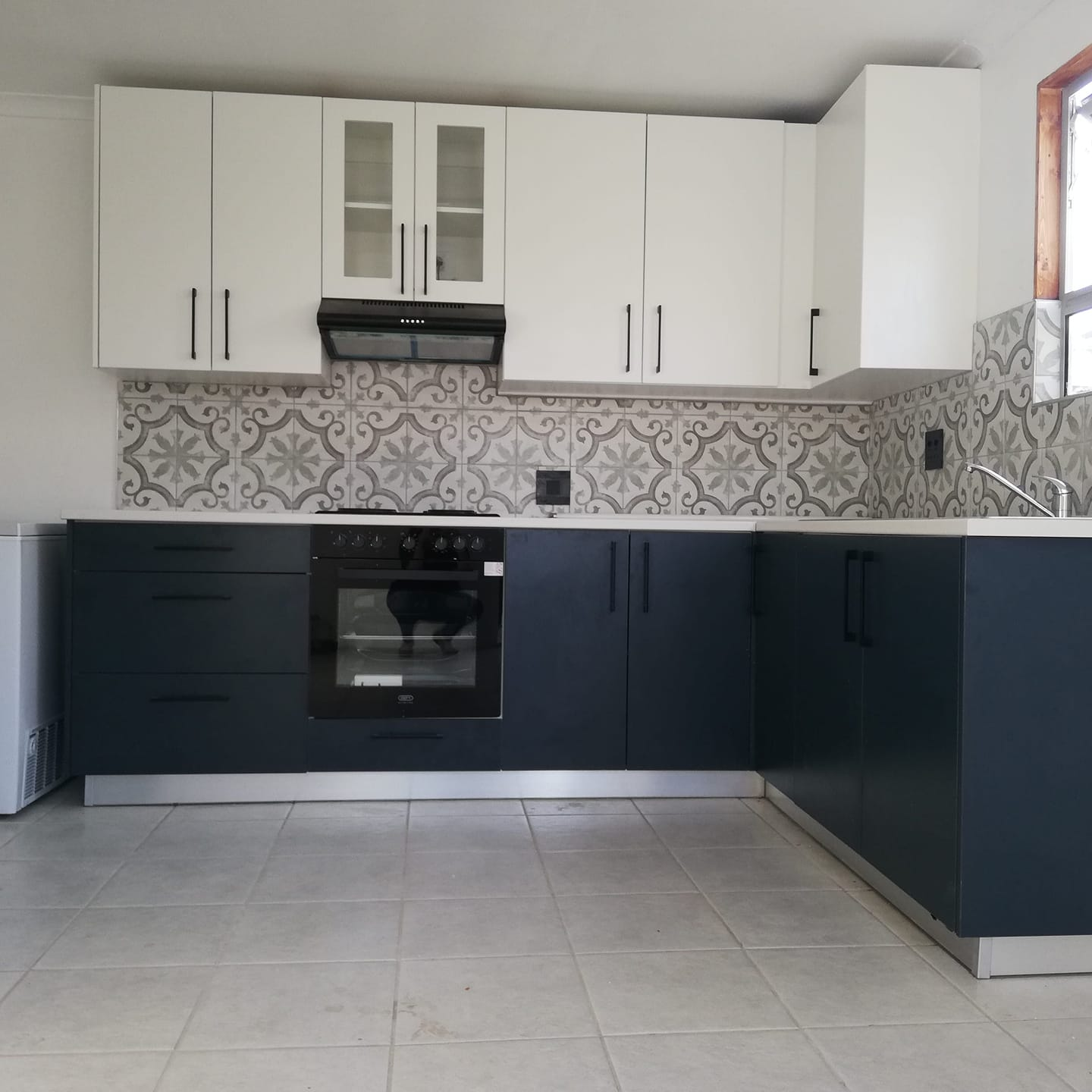 Modern kitchen renovated by AllPro Construction