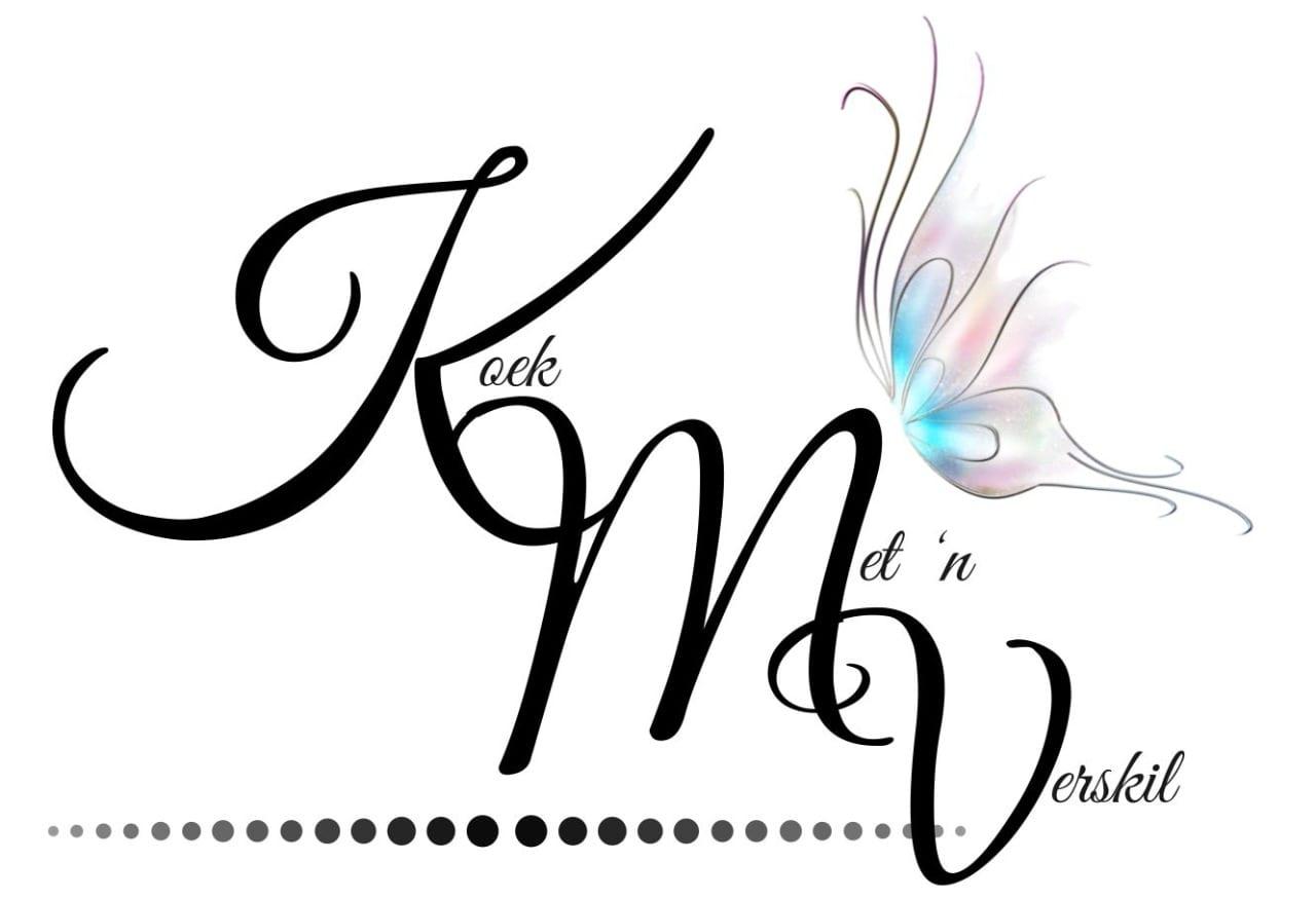 Koek met 'n Verskil logo