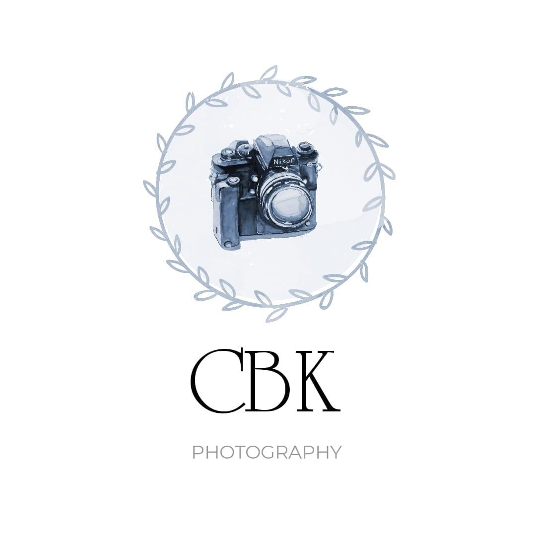 CBK Photography logo