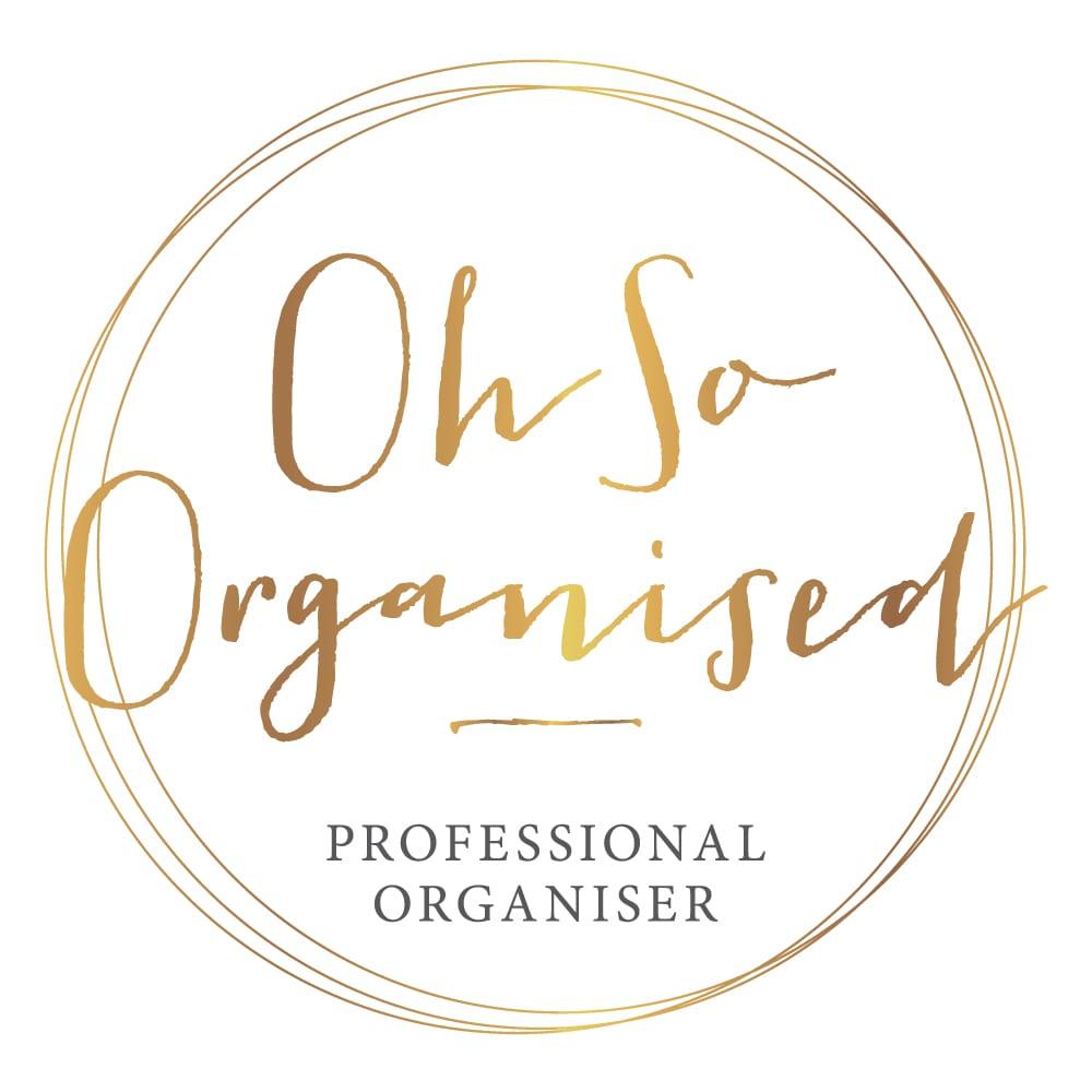 Oh So Organised logo