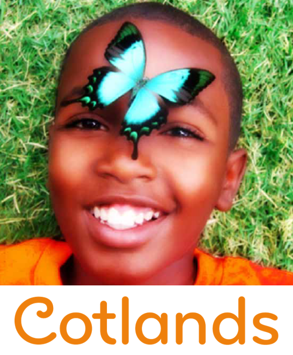 Cotlands feature image showing a young boy