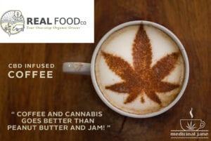 Medicinal Jane CBD coffee