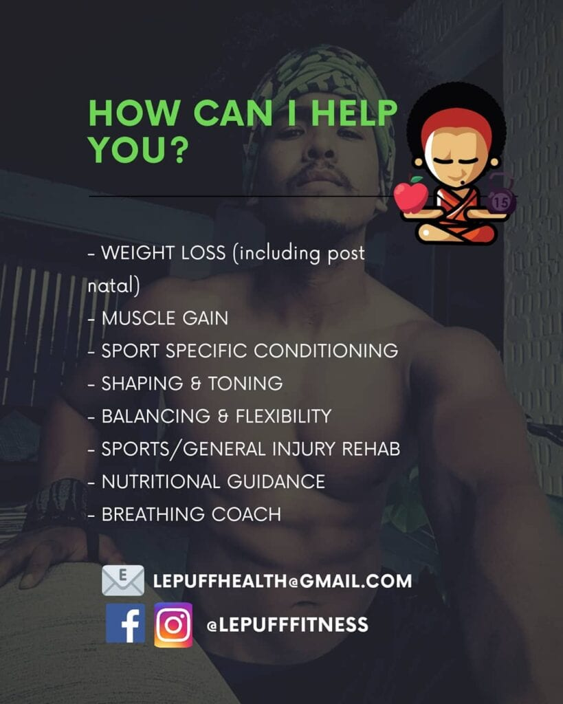 Le'Puff Fitness feature image