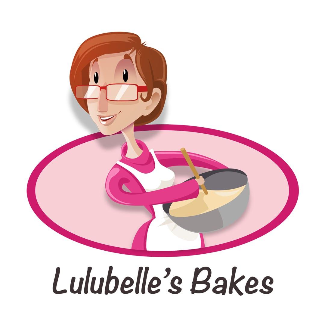 Lulubelle's Bakes logo