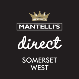 Mantelli's Direct Somerset West logo