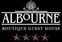 Albourne logo