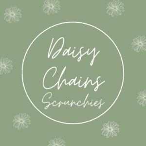 Daisy Chain Scrunchies logo
