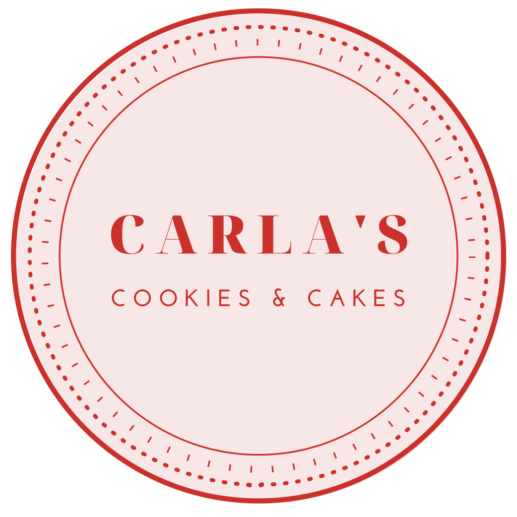 Carla's Cookies and Cakes logo