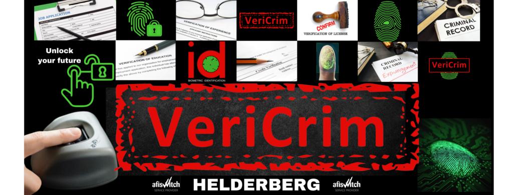 Vericrim Helderberg banner