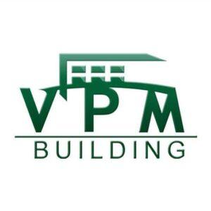 VPM Building logo