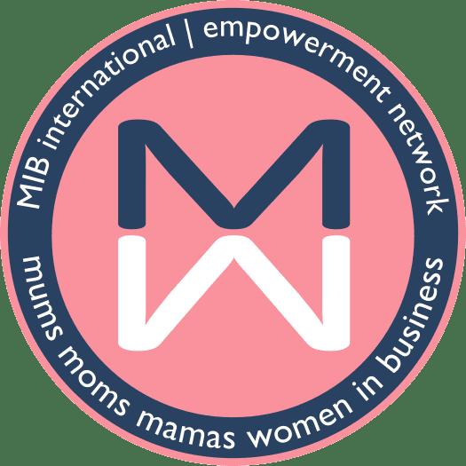 Moms In Business International logo