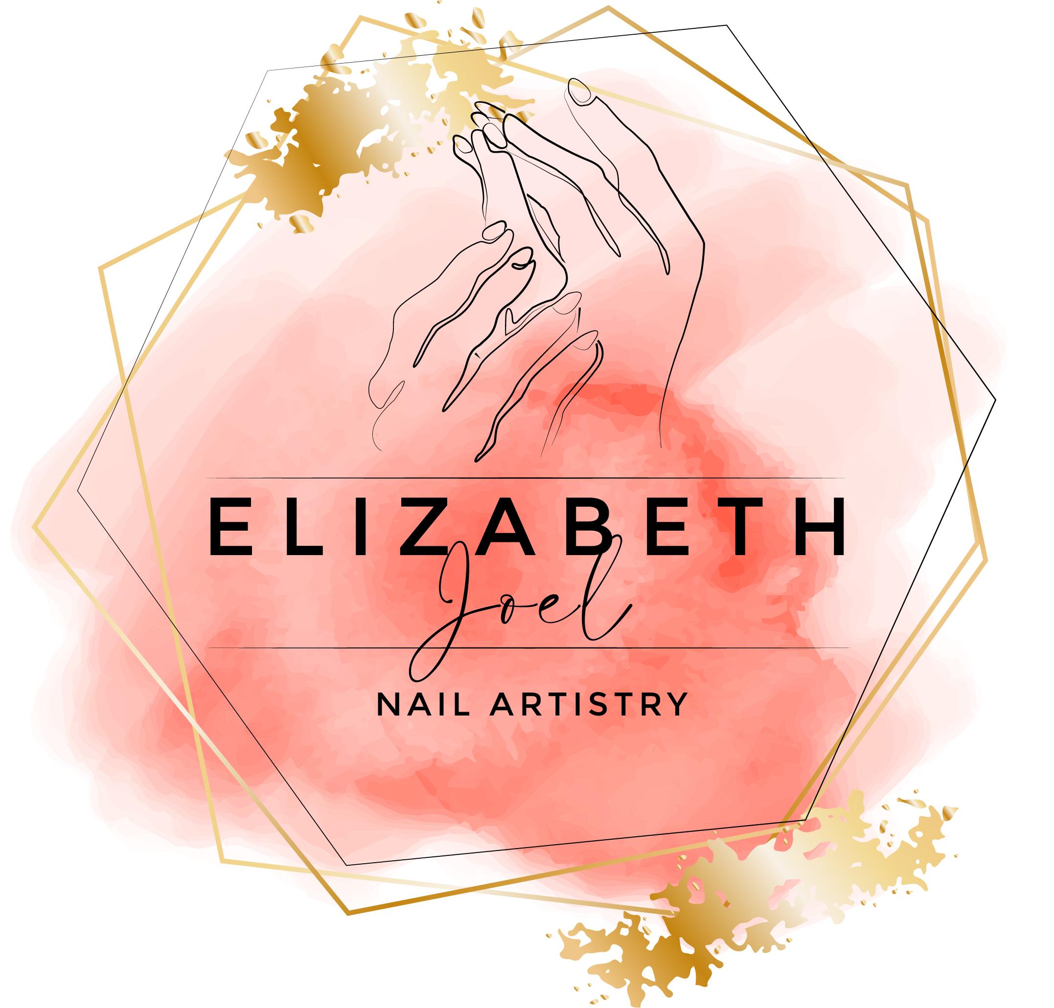 Elizabeth Joel Nail Artistry logo