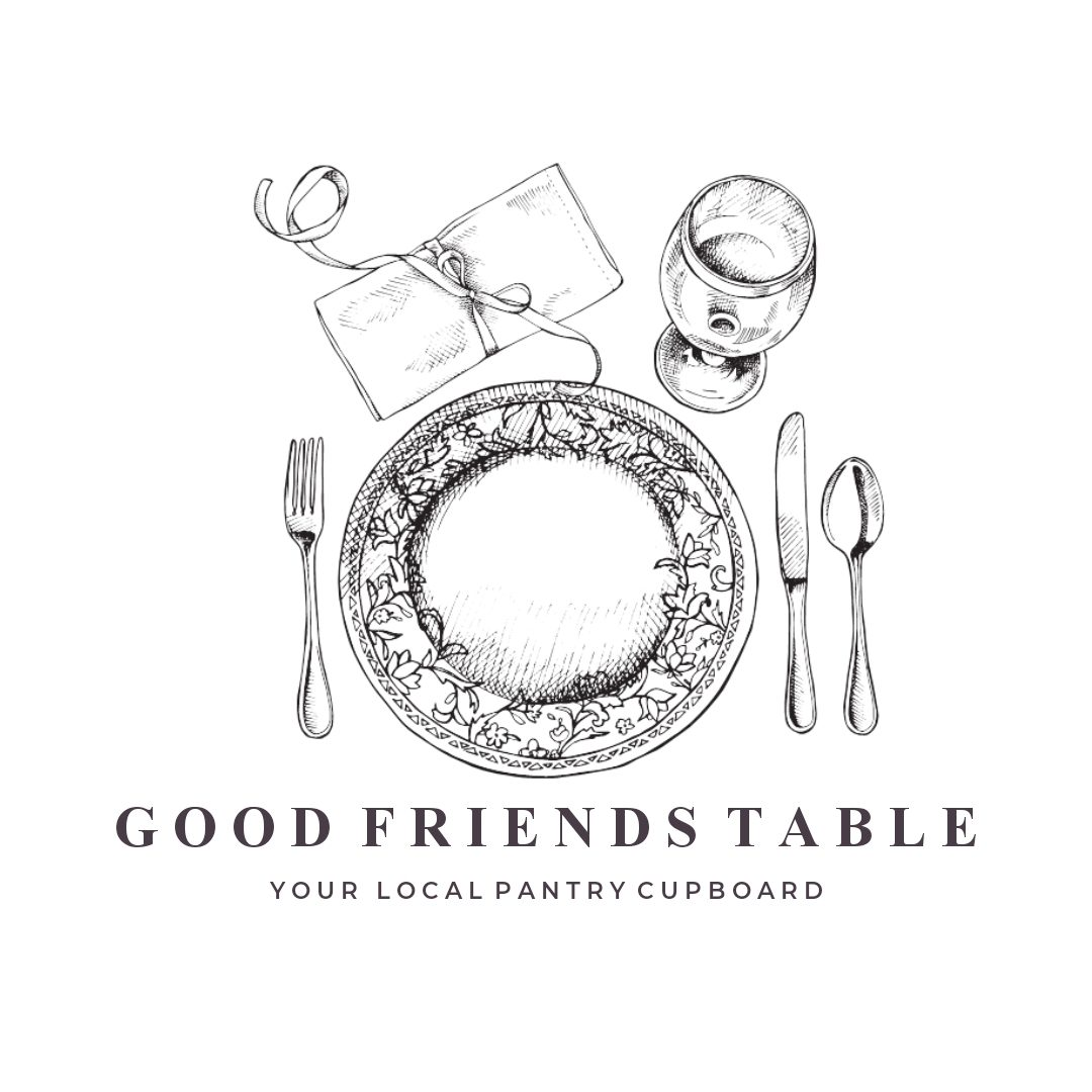 Good Friends Table logo