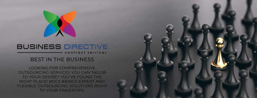 Business Directive Contract Services banner