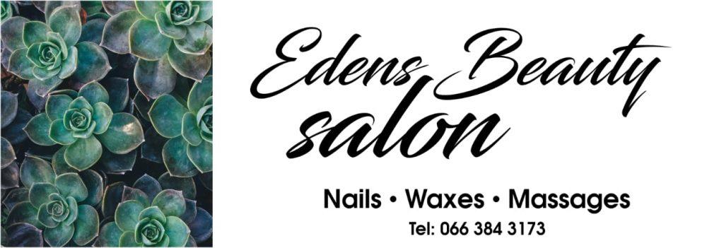 Edens Beauty Salon logo
